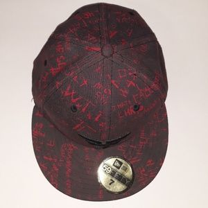 New area fifty hat